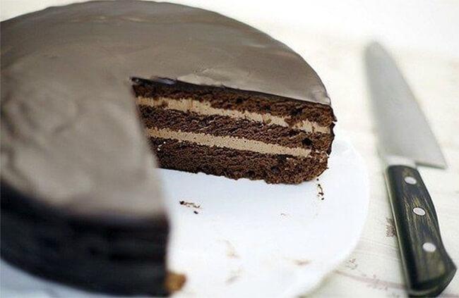 Вкусный домашний торт прага в домашних условиях 187