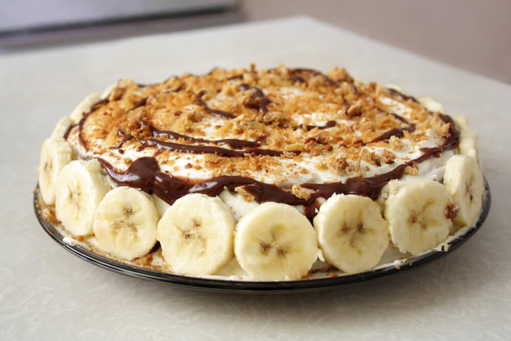 Банановые пироги
