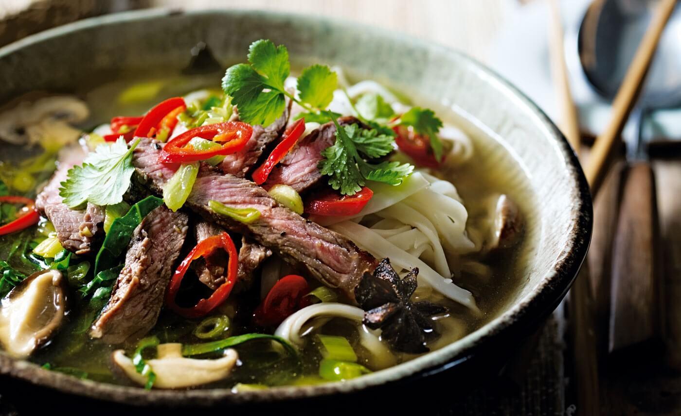 Мясные супы