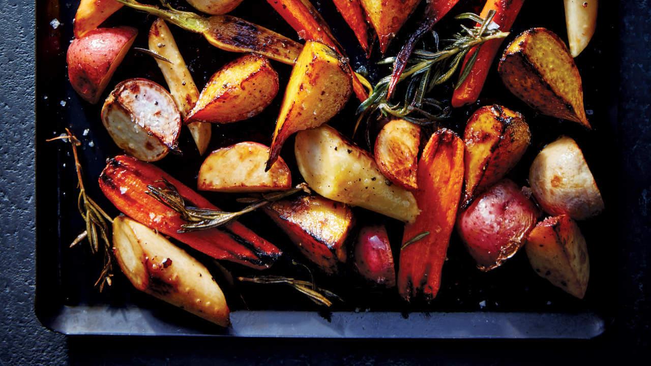 Овощи, рецепты из овощей