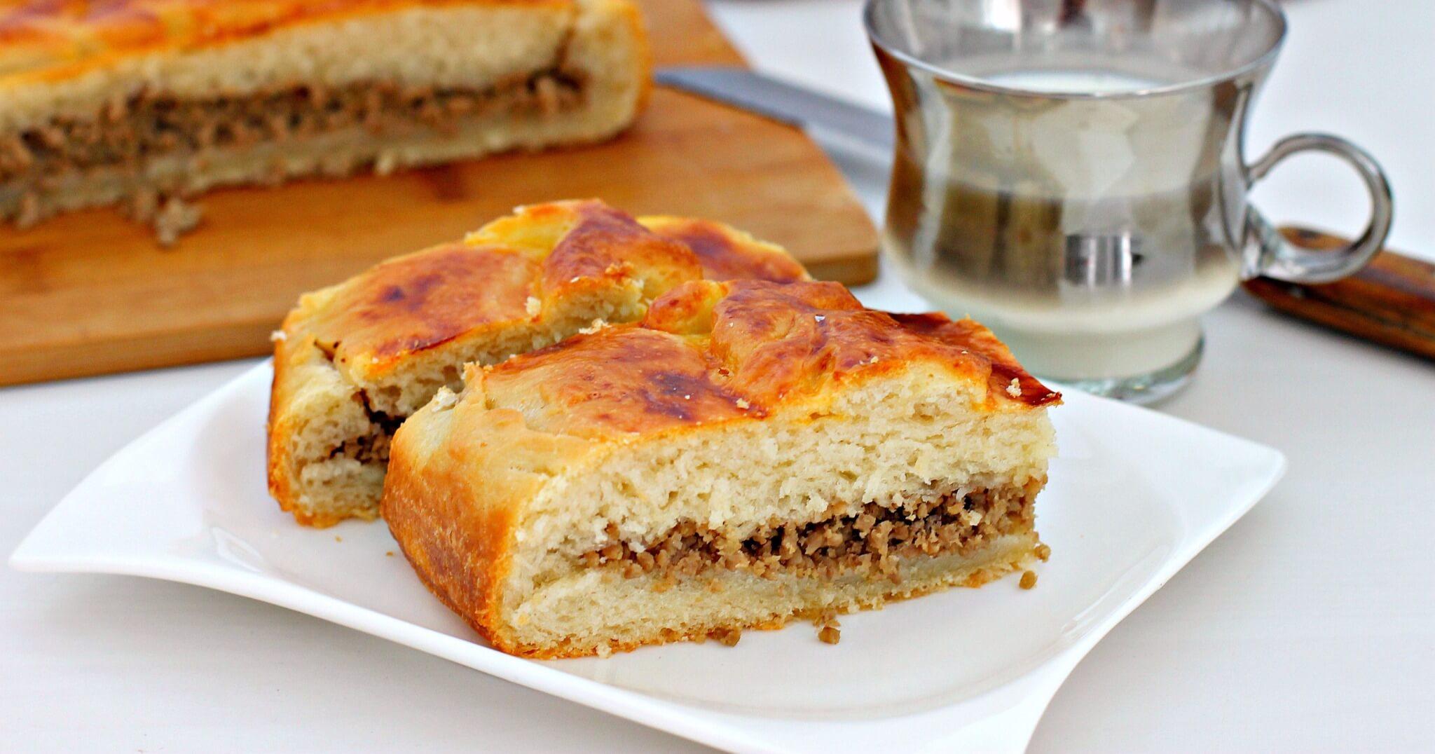 Пироги на кефире