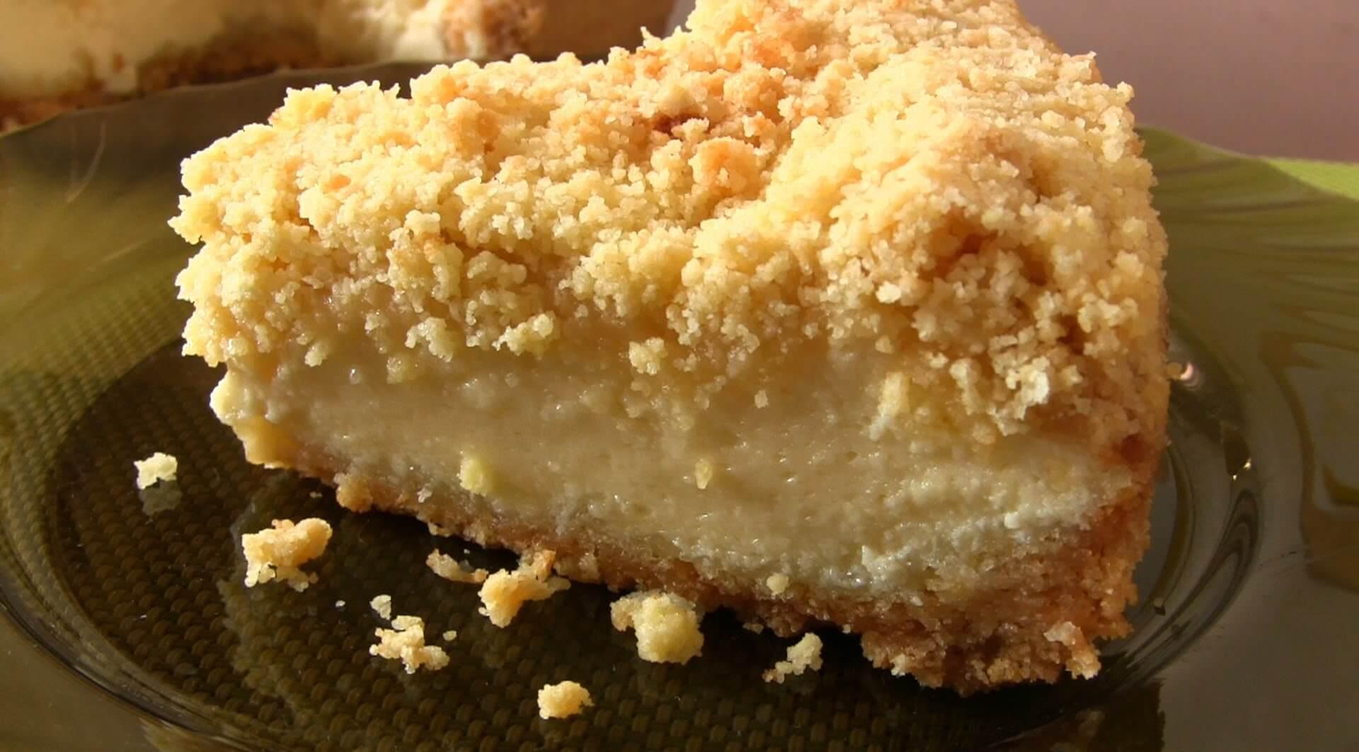 Рецепт воздушного пирога с творожной начинкой 82