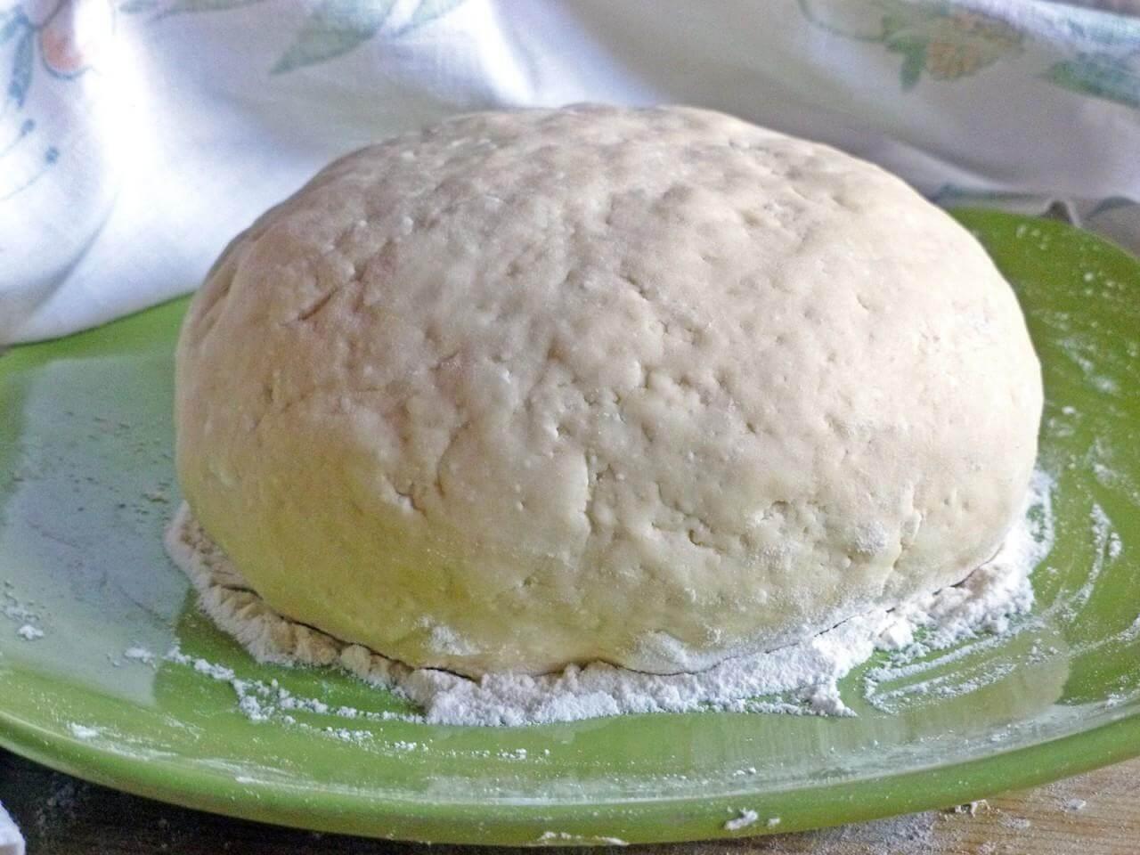 Пирожковое тесто