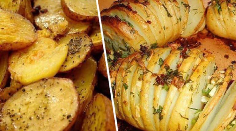 Рецепты картошки
