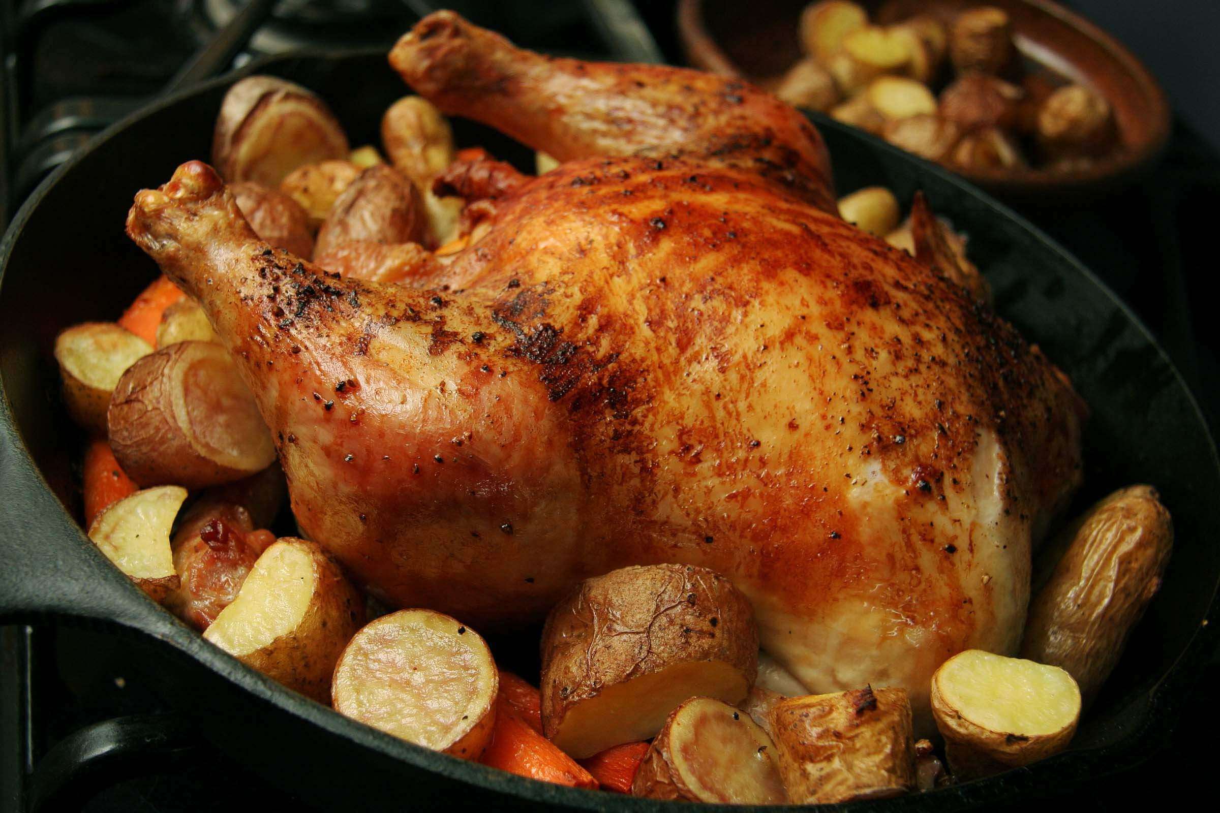 Рецепты курицы