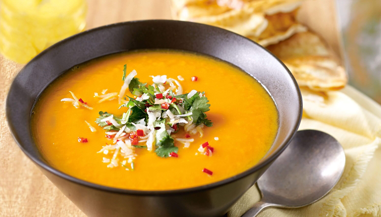 Суп из тыквы рецепты пошагового