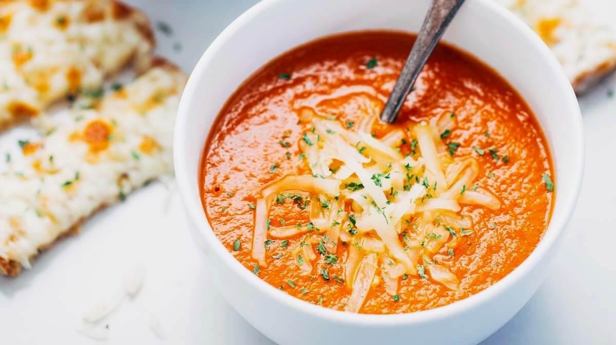 Томатные супы