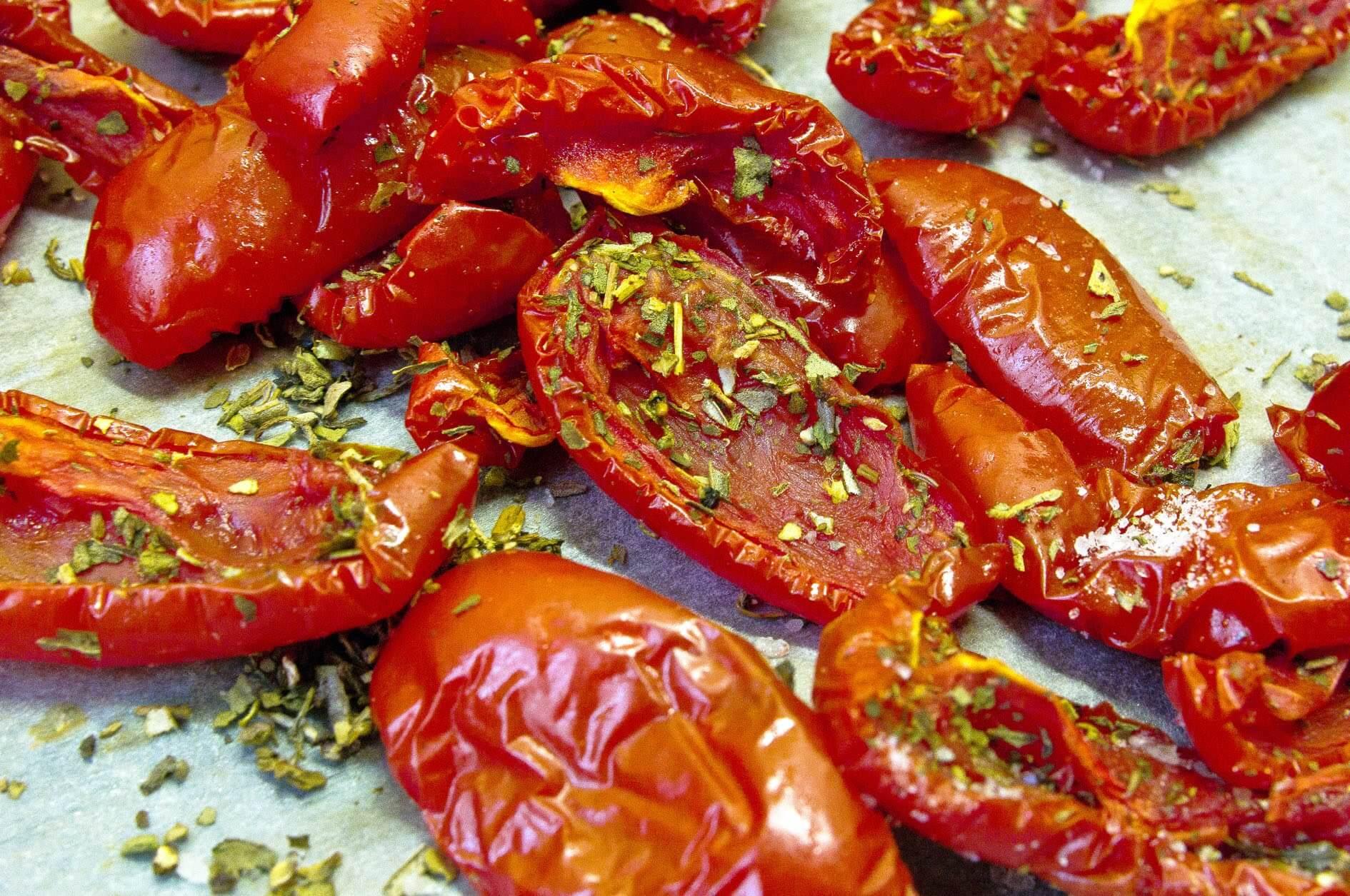 Вяленые помидоры (томаты)