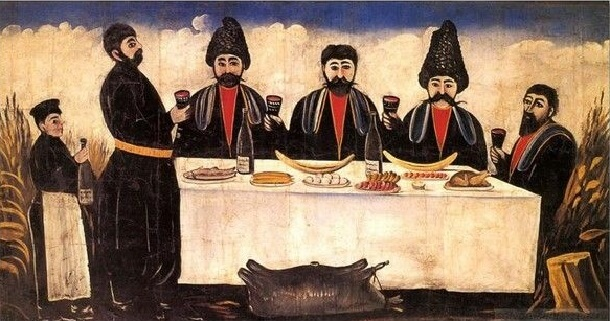 Грузинская кухня: ТОП-10 простых и вкусных рецептов