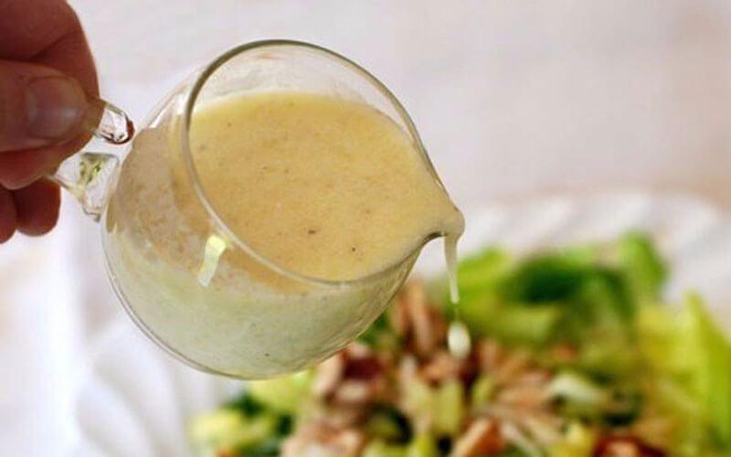 12 заправок для салатов вместо майонеза