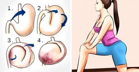 5 упражнений, которые быстро подтянут живот!