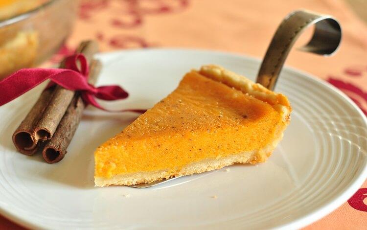Американский пирог с тыквой: простой рецепт приготовления