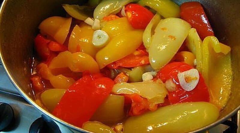 Быстрый рецепт маринованного перца на зиму. Проще простого!