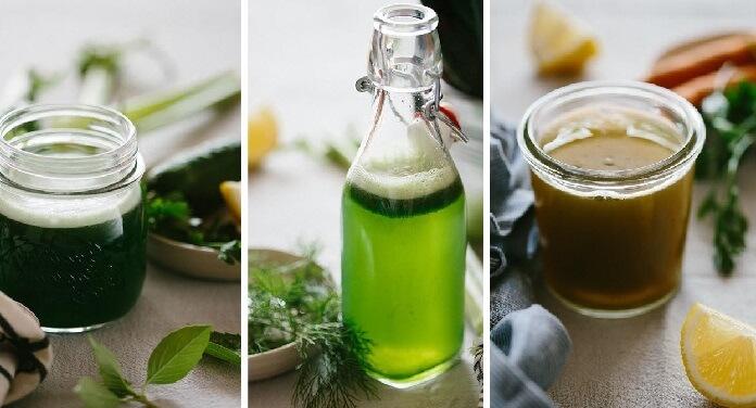 Детокс напитки: ТОП-3 волшебных рецепта