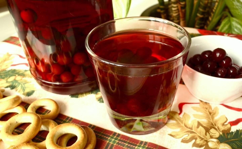 Домашний компот из свежих ягод: ТОП-5 рецептов