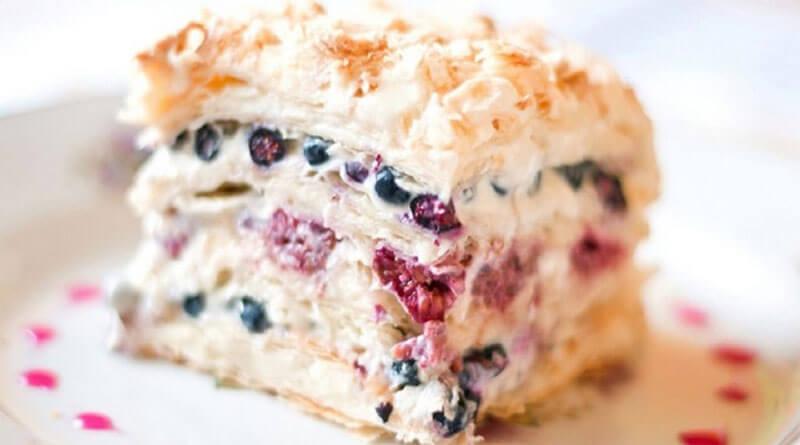 Домашний торт Джулия: пошаговый рецепт. Восхитительное сочетание ингредиентов!