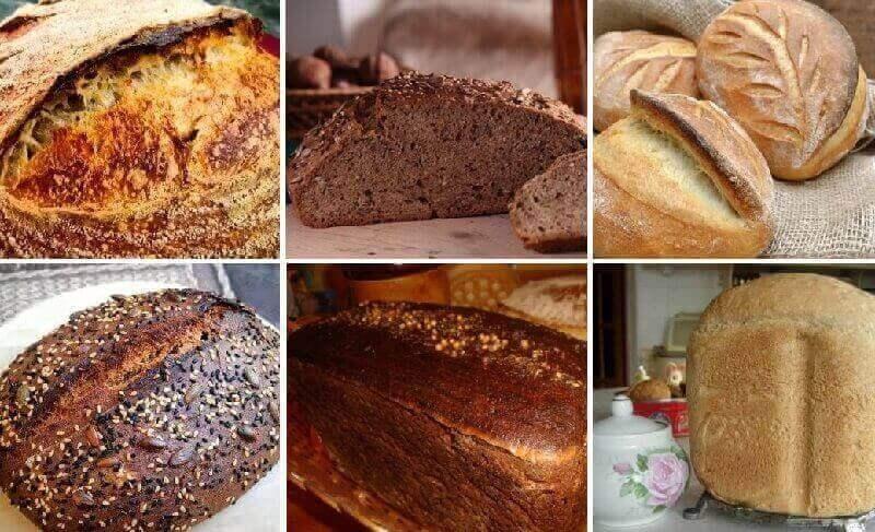 Хлеб без дрожжей: 25 самых лучших рецептов!