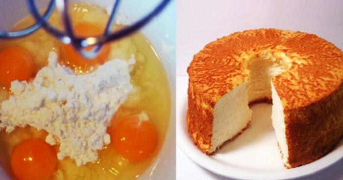 Идеальная подборка: рецепты ПЫШНОГО бисквита в домашних условиях