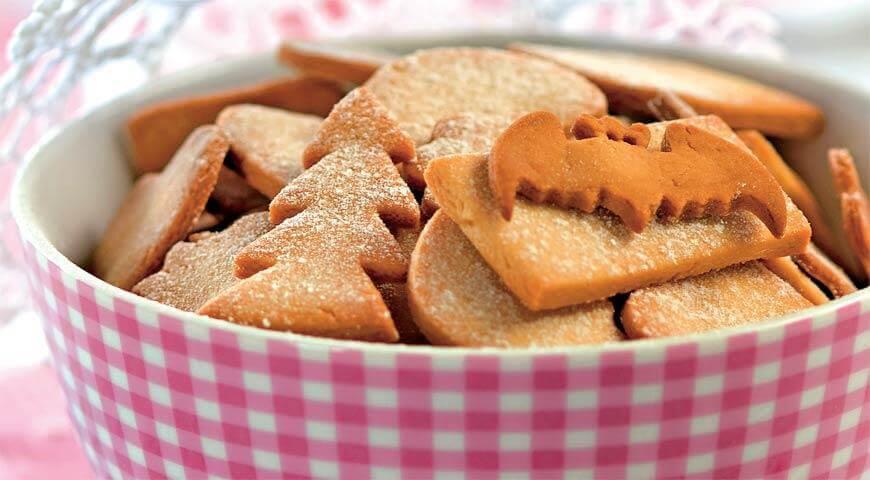 Идеальный постный десерт: пряничное печенье
