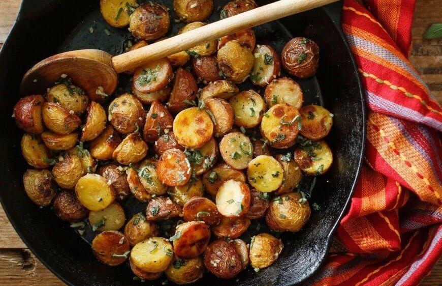 Как правильно и вкусно приготовить блюда из картофеля