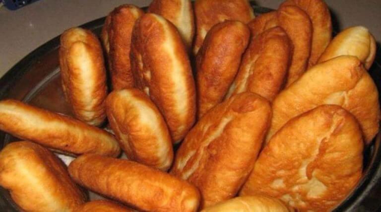 Как приготовить быстрые румяные пирожки с картошкой