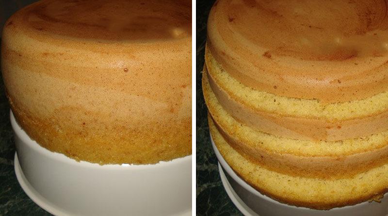 Как приготовить идеальный пышный бисквит в домашних условиях