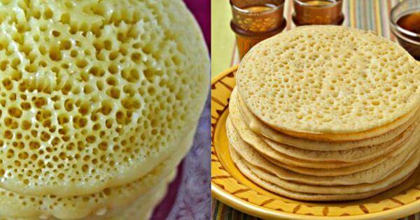 Как приготовить марокканские блины «Багрир»