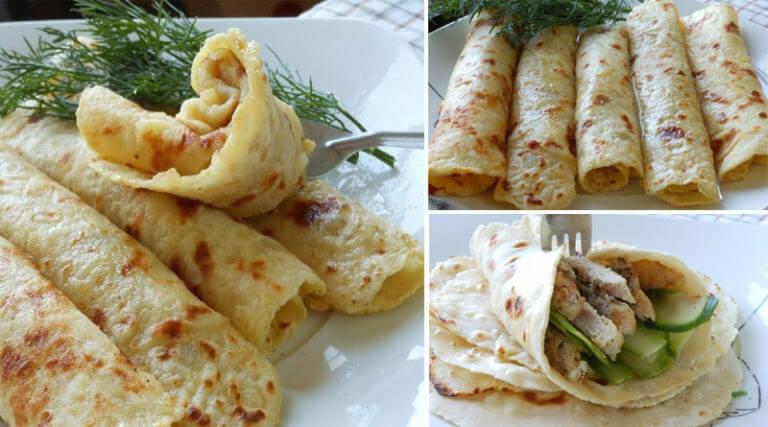 Как приготовить норвежские картофельные лепешки