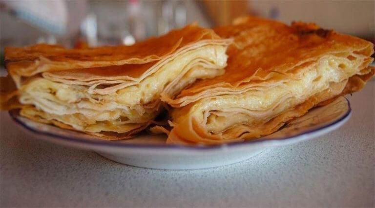 Как приготовить оригинальный сырный пирог из лаваша