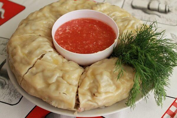 Как приготовить вкусный узбекский ханум