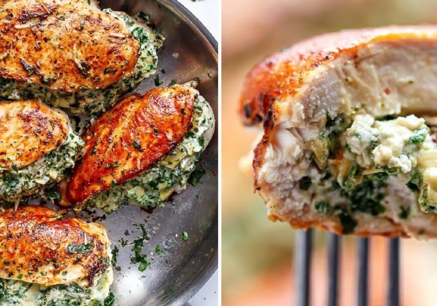 Как вкусно приготовить куриное филе в домашних условиях