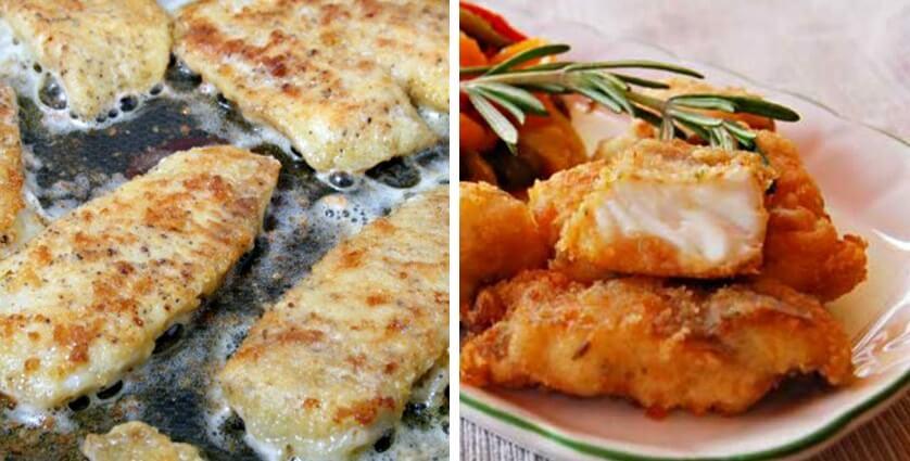 Как вкусно приготовить рыбу в домашних условиях