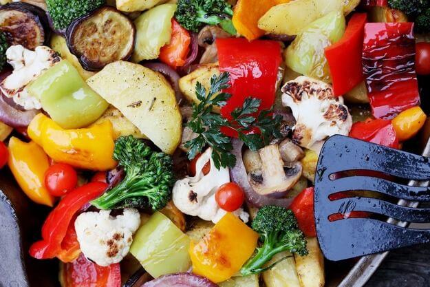 Как вкусно запекать овощи: ТОП-6 типичных ошибок