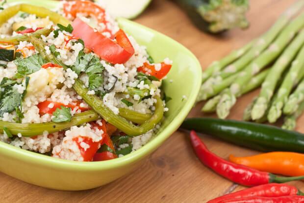Кускус с овощами: как вкусно приготовить