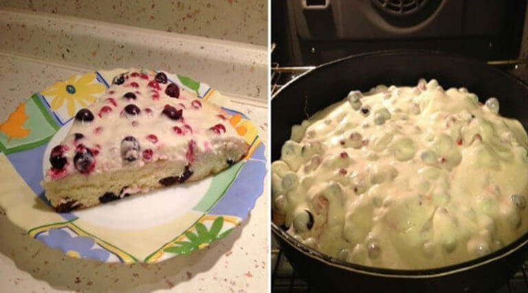 Любимый пирог нашей семьи! Готовим каждый раз с разными начинками!