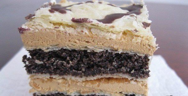 Необыкновенный торт «Мулатка»: быстро, просто и очень вкусно!