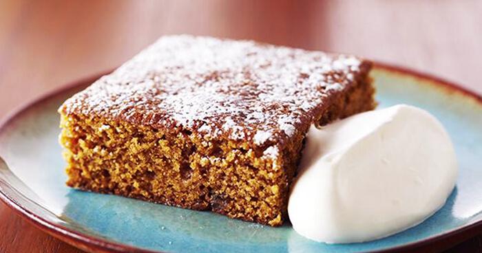Невероятно вкусный и необычный имбирный торт