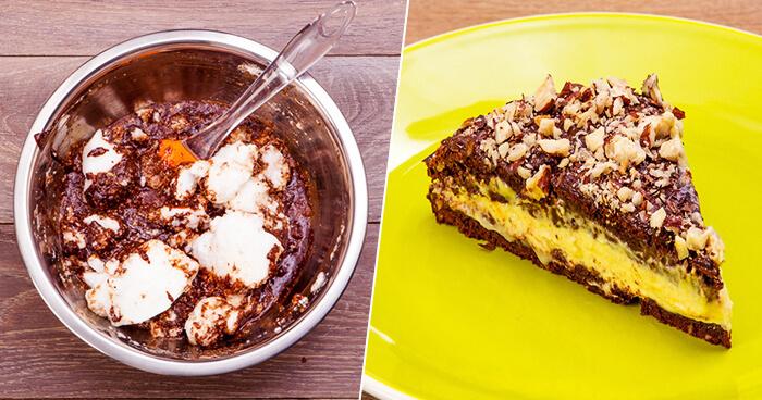 Нежнейший шоколадный торт из Пьемонта