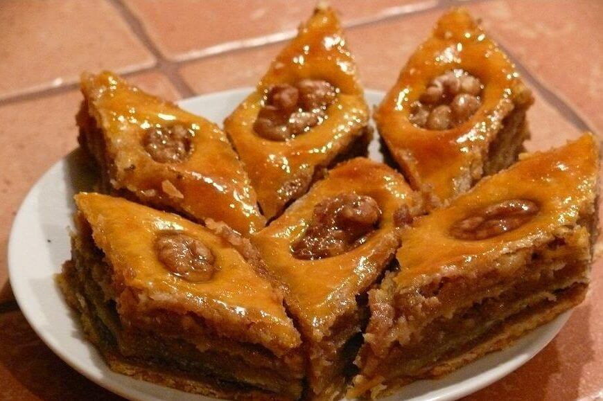 Очень вкусный восточный десерт «Пахлава» - нереально простой рецепт!