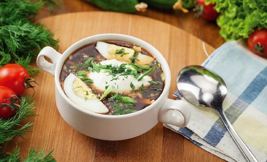Окрошка с говядиной на квасе: как приготовить лучший холодный суп