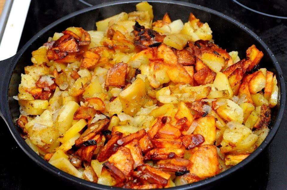 7 секретов, как пожарить идеальную картошечку!