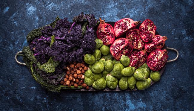 Особенности цветной диеты