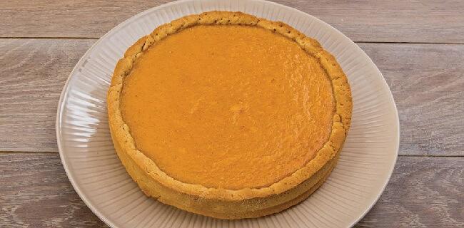 Простой тыквенный пирог: пошаговый рецепт