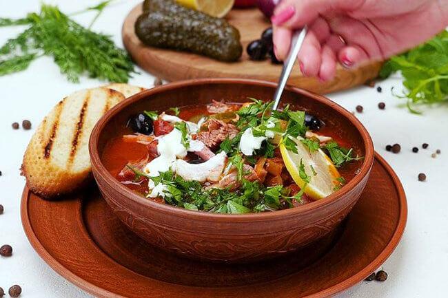 Простые супы от похмелья: ТОП-3 быстрых рецепта