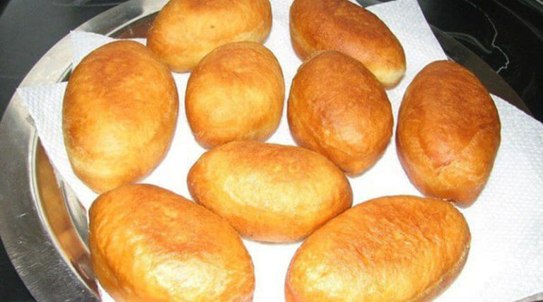 Рецепт приготовления изумительных пирожков