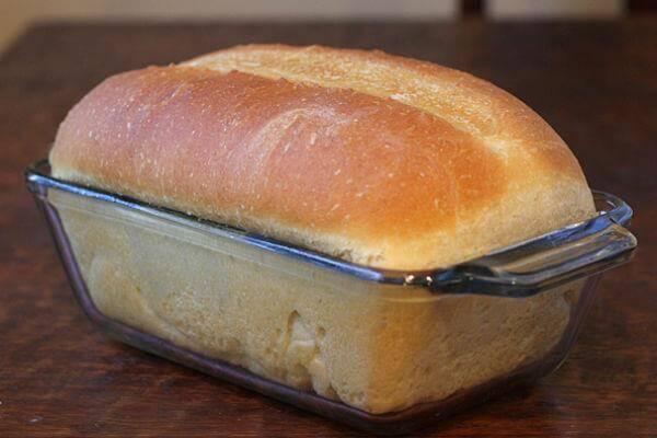 Рецепт приготовления очень вкусного домашнего хлеба