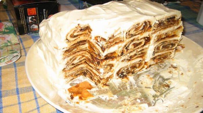 Рецепт приготовления торта «Веселая карусель». Изысканно и оригинально!