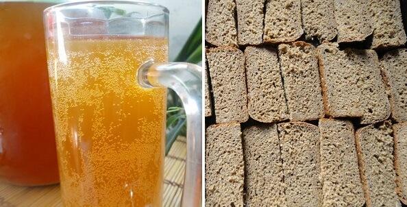 Рецепт приготовления восхитительного хлебного кваса