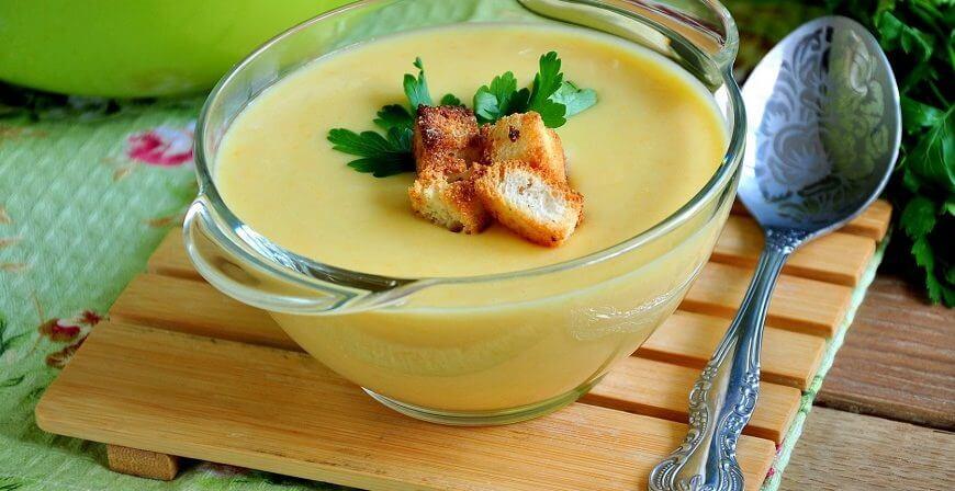 Рецепты приготовления постных супов