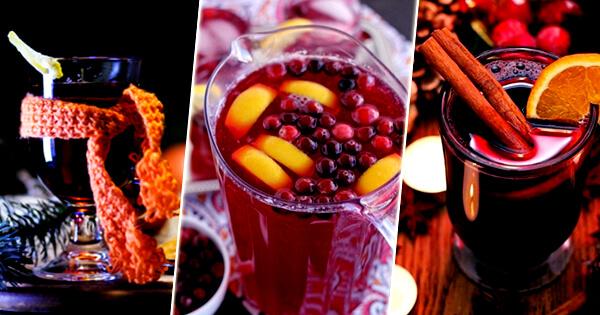 Рецепты согревающих напитков: 7 альтернатив глинтвейну!